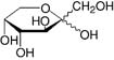 Structure D-Fructose_research grade, Ph. Eur.